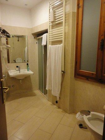 Hotel Marine: salle de bains