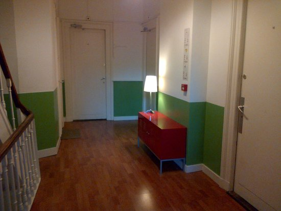 Hotel Pax: Floor