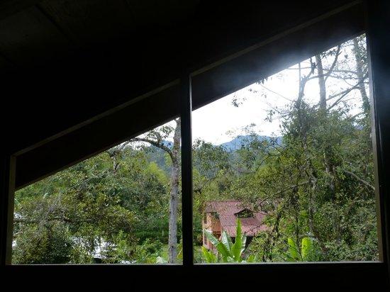 El Descanso: View from dorm