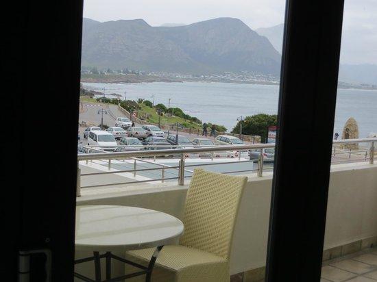 Quarters Hermanus: balcony