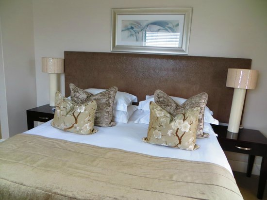 Quarters Hermanus : fancy pants bed