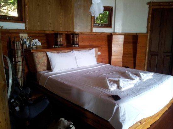 View Point Resort : chambre villa