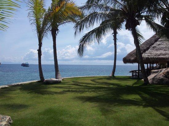 View Point Resort : a coté du restaurant