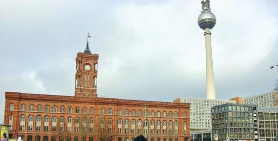 Berlin TV Tower: Ратуша