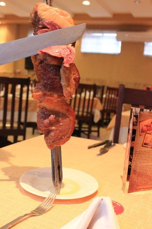 Fogo Gaucho: All you can eat
