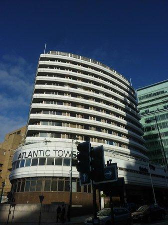 Mercure Liverpool Atlantic Tower Hotel: Hotel