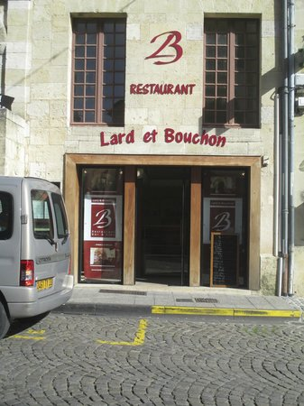 Image result for lard et bouchon st emilion