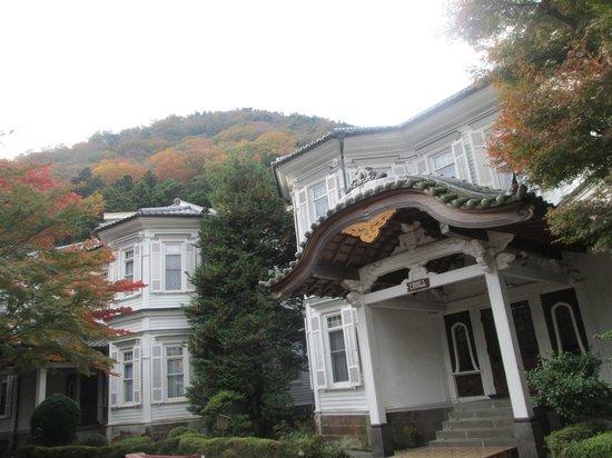 Fujiya Hotel : 西洋館