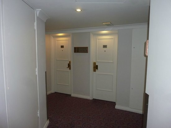 Mercure Liverpool Atlantic Tower Hotel: Hotel 2