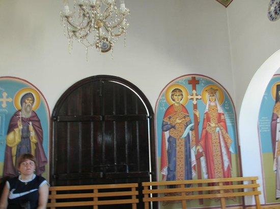 Church of Profitis Elias, Protaras, Paralimni, Cypern