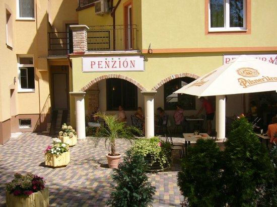 Penzion - Hotel da Giacomo