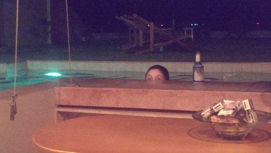 Le Divine Comedie: pool bar :-)