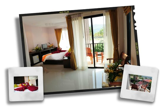Ice Kamala Beach Hotel: Deluxe room with one double bed