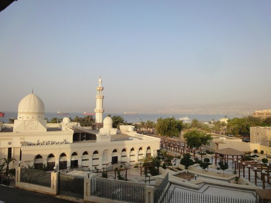 Al Shula: View from the room