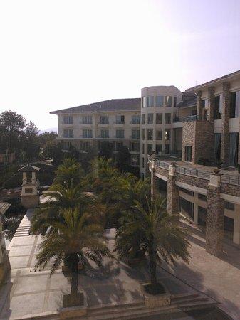 New Century Resort Qiandao Lake Hangzhou: Hotel's facade