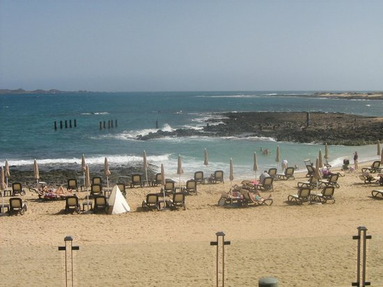 Gran Hotel Atlantis Bahia Real: View from room
