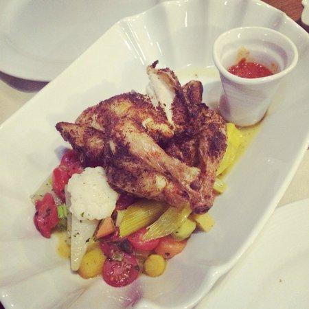 Unicum Lucerne: Chicken