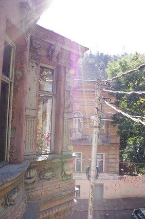 Saint George Hostel: Hostel Exterior