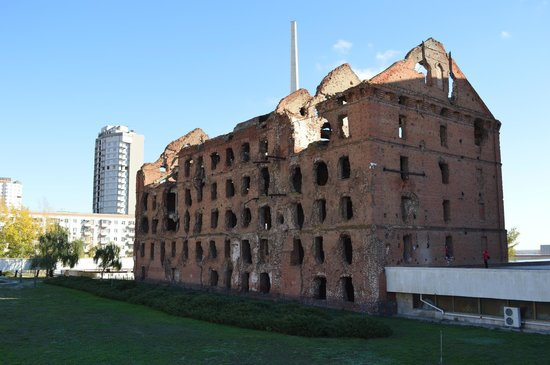 The Ruins of the Mill Named after Grudinin// Gergardt