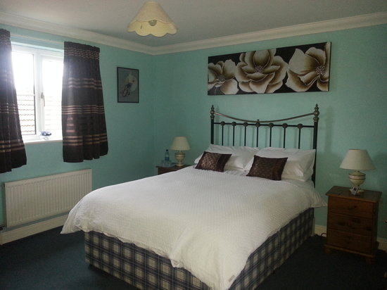 Acer Lodge Bed & Breakfast: Double Room with ensuite shower