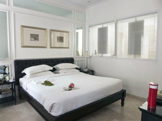 The Colony Hotel Bali : Bedroom