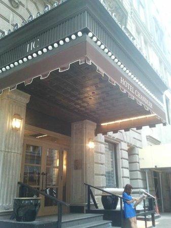 Hotel Chandler: Hôtel Chandler