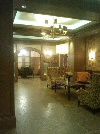 Hotel Chandler: Accueil