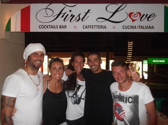 First Love: fantastici :)