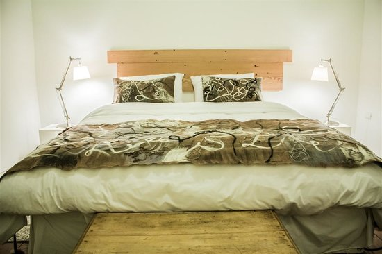 Mm 450 Hotel Boutique: La cama double king