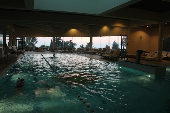 Carmel Forest Spa Resort by Isrotel Exclusive Collection: Indoor swimming pool 2