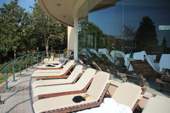 Carmel Forest Spa Resort by Isrotel Exclusive Collection: Sun terrace 1