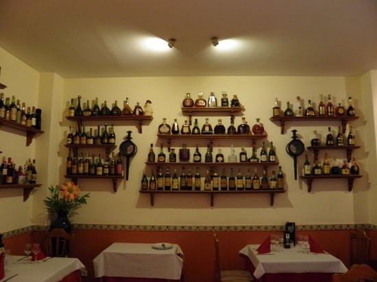 Sa Canova Restaurant: l'abus d'alcool est dangereux