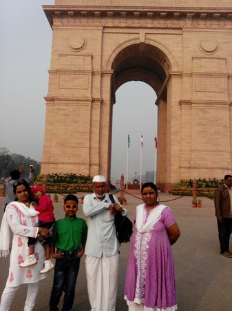 Sunil Day Tours: excellent tour in our life