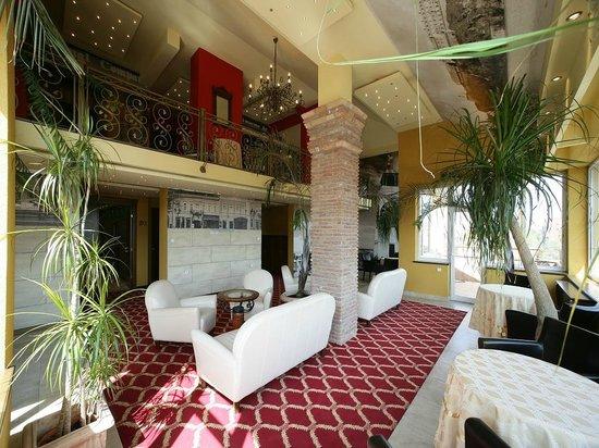 Hotel Gymnas Novi Sad: Dubai hall for events where I organized my bachelorette night