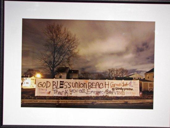 Morris Museum : Sandy Photo