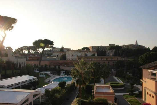 Picture of gran melia rome rome tripadvisor for Rome gran melia hotel