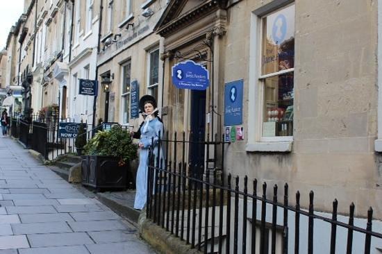 The Jane Austen Centre : Jane Austen Centre Bath UK