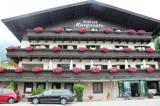 Pension Margarete Hotel Garni: بنسيون مارقريتا