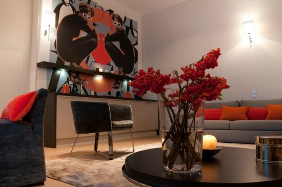 H15 Boutique : Luxury Suite - 65m2,( one bedroom )