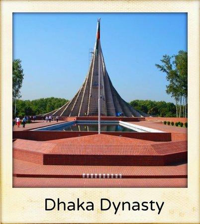 The Dhaka Dynasty Tandoori: Dhaka Dynasty
