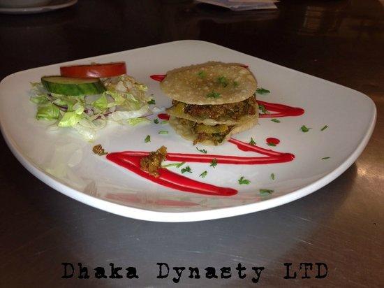 The Dhaka Dynasty Tandoori: Dhaka Dynasty LTD