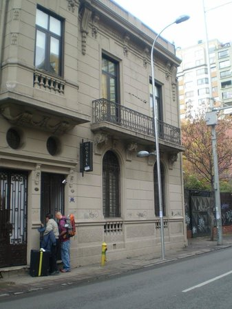 Santiago Backpackers Hostel : Santiago Backpackers