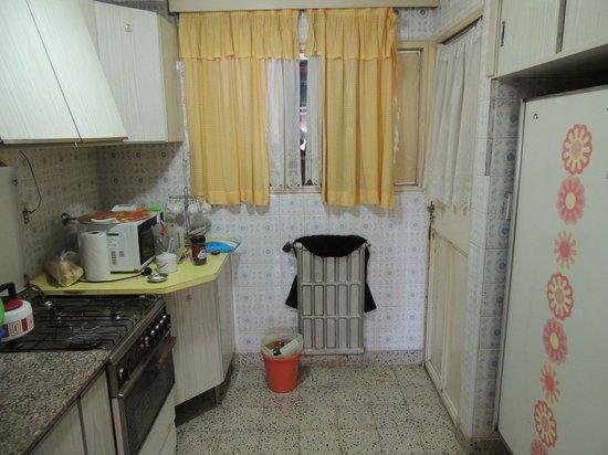 Hosteria El Nire : Cozinha do Apto 18
