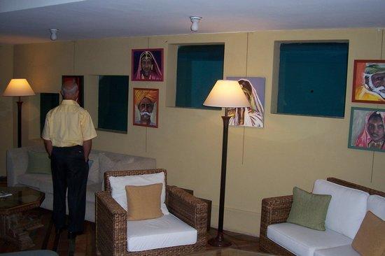 Le Saint Alexis Hotel & Spa: lobby