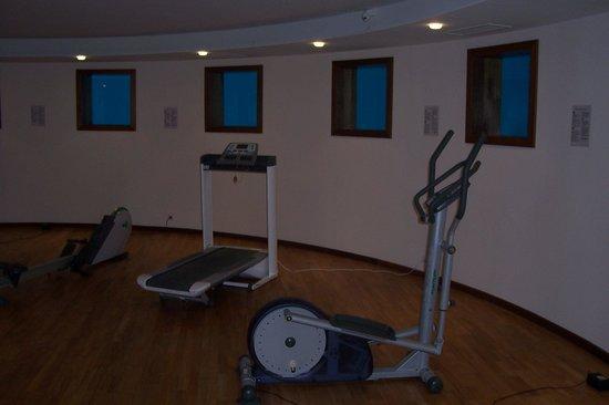 Le Saint Alexis Hotel & Spa: fitness