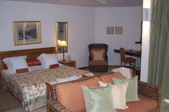 Le Saint Alexis Hotel & Spa: junior suite