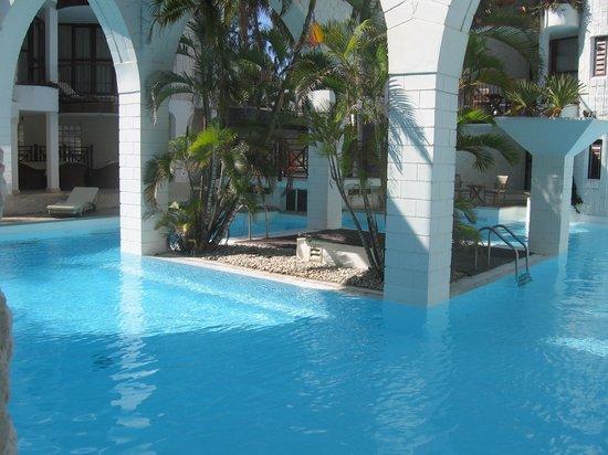 Le Saint Alexis Hotel & Spa: jacuzzi