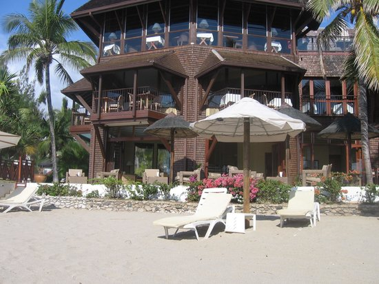 Le Saint Alexis Hotel & Spa: resto petit dej