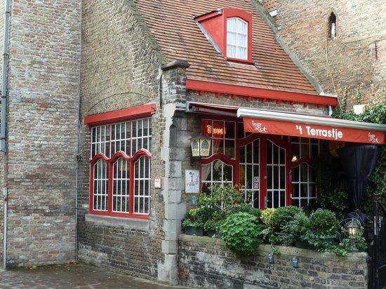 Cafe Bistro Terrastje : Cozy little bistro on a quiet street