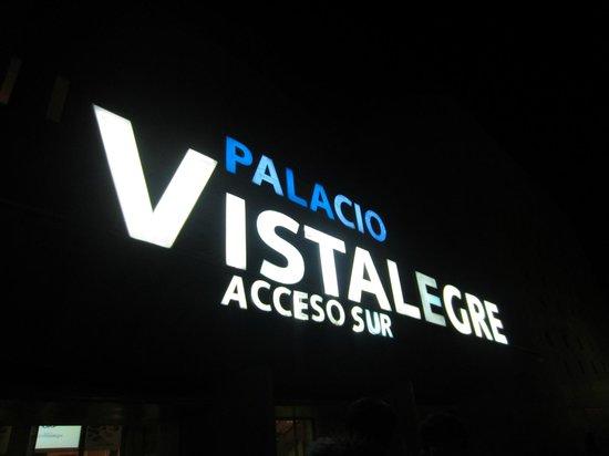 Eco Via Lusitana: Palacio Vistalegre